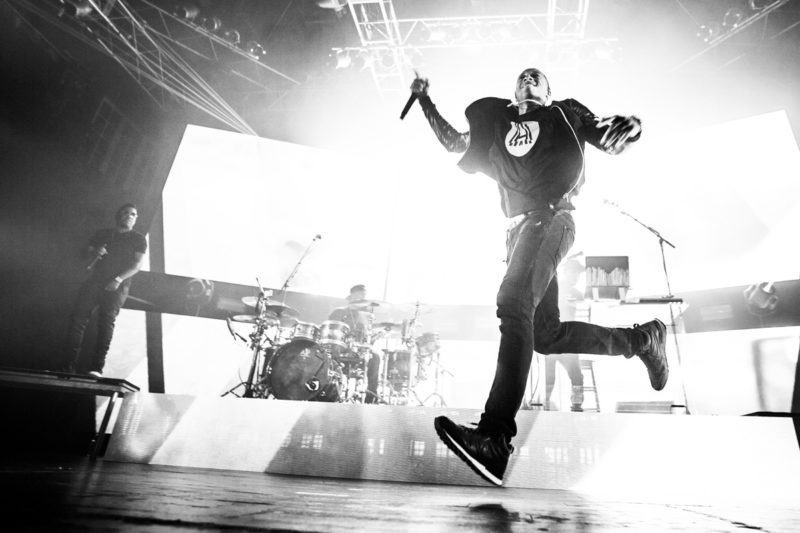 Lecrae performs at House of Blues in Orlando, Florida